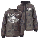 Bury Your Dead - Camo (Windbreaker) [入荷予約商品]