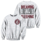 Continents - Dreaming (Ash Grey) (Sweat) [入荷予約商品]