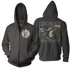 Continents - Idle Hands (Zip Up Hoodie) [入荷予約商品]