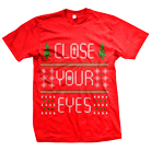 Close Your Eyes - 2013 Holiday Design (Red) [入荷予約商品]