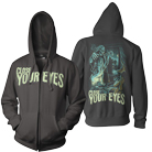 Close Your Eyes - Scary (Zip Up Hoodie) [入荷予約商品]