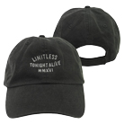 Tonight Alive - Limitless (Washed Black) (Dad Hat) [入荷予約商品]