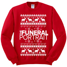 The Funeral Portrait - Xmas (Red) (Sweat) [入荷予約商品]