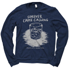 Forever Came Calling - Whiskey (Heather Navy) (Sweat) [入荷予約商品]