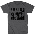 Foxing - Young Lungs (Heather Grey) [入荷予約商品]