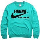 Foxing - Just Us (Green) (Sweat) [入荷予約商品]