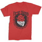 First Blood - Final Death (Red) [入荷予約商品]
