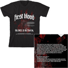 First Blood - Blood On Our Hands [入荷予約商品]