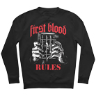 First Blood - Rules (Sweat) [入荷予約商品]