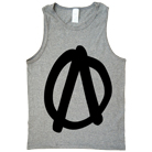 Firestarter - Logo (Heather Grey) (Tank Top) [入荷予約商品]