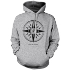 Firestarter - Lost & Found (Heather Grey) (Hoodie) [入荷予約商品]