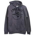 I Prevail - Us Against the World (Heather Grey) (Hoodie) [入荷予約商品]