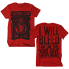 Sleeping Giant - Bleeding Heart (Red) [入荷予約商品]