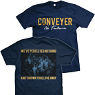 Conveyer - We've Perfected Nothing (Navy) [入荷予約商品]