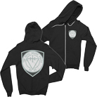 The Devil Wears Prada - Crest (Zip Up Hoodie) [入荷予約商品]