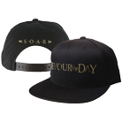 Devour The Day - Logo (Snapback) [入荷予約商品]