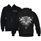Devour The Day - Soar (Zip Up Hoodie) [入荷予約商品]