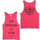 Every Time I Die - CVLT (Heather Red) (Tank Top) [入荷予約商品]