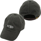 Every Time I Die - Initials (Black) (Dad Hat) [入荷予約商品]