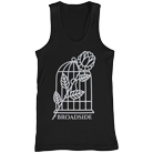 Broadside - Caged (Tank Top) [入荷予約商品]