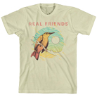Real Friends - Bird (Cream) [入荷予約商品]