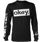As It Is - Okay (Long Sleeve) [入荷予約商品]