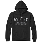 As It Is - Patty Walters (Hoodie) [入荷予約商品]