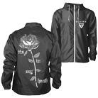 Alazka - Rose (Black/White) (Windbreaker) [入荷予約商品]