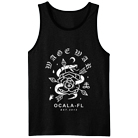 Wage War - Snake Rose (Tank Top) [入荷予約商品]