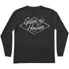 Glass Houses - Coffin (Black) (Long Sleeve) [入荷予約商品]
