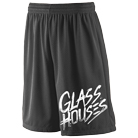 Glass Houses - Full Logo (Mesh Shorts) [入荷予約商品]
