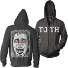 Tear Out The Heart - Bring Me Death (Zip Up Hoodie) [入荷予約商品]