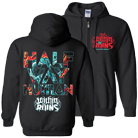 Within The Ruins - Halfway Human Artwork (Zip Up Hoodie) [入荷予約商品]