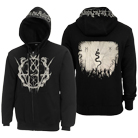 Fit For An Autopsy - Snake Hands (Zip Up Hoodie) [入荷予約商品]