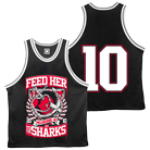Feed Her To The Sharks - Broken Anchor (Basketball Jersey) [入荷予約商品]