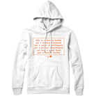 Desires - Message (White) (Hoodie) [入荷予約商品]