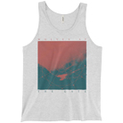 Wolves At The Gate - Geo Mountain (Ash) (Tank Top) [入荷予約商品]