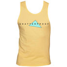 Shatterproof - Triangle Logo (Yellow) [入荷予約商品]