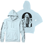 Miss May I - No Place To Hide (Light Blue) (Hoodie) [入荷予約商品]