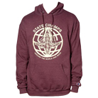 State Champs - Around The World And Back (Heather Red) (Hoodie) [入荷予約商品]