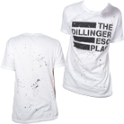 The Dillinger Escape Plan - Logo (Splatter) [入荷予約商品]