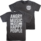 August Burns Red - Angry Music (Heather Charcoal) [入荷予約商品]