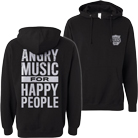August Burns Red - Angry Music (Hoodie) [入荷予約商品]