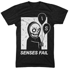 Senses Fail - Balloons (Heather Black) [入荷予約商品]