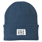 Issues - Logo (Millenium Blue) (Beanie) [入荷予約商品]