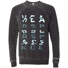 Issues - Headspace (Acid Wash Grey) (Sweat) [入荷予約商品]