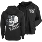 Wage War - No Second Chances (Zip Up Hoodie) [入荷予約商品]