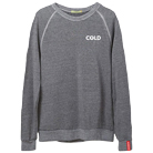 Gideon - Cold (Eco Grey) (Sweat) [入荷予約商品]
