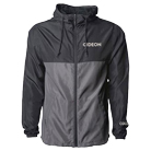 Gideon - Logo (Black/Graphite) (Windbreaker) [入荷予約商品]