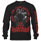 Thy Art Is Murder - Puppet Master (Long Sleeve) [入荷予約商品]